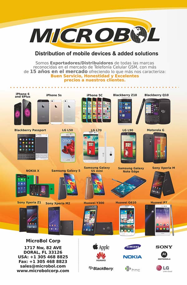 distribuidor al por mayor de celulares, tablets