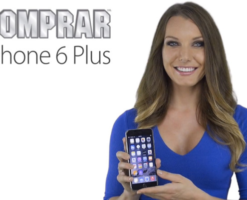 Video de iPhone 6 Plus