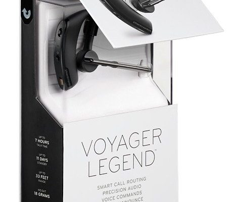 Plantronics Voyager Legend Wireless Bluetooth Headset
