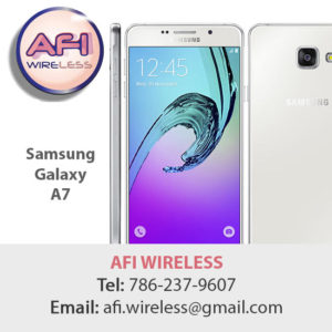 samsung galaxy a7 al por mayor