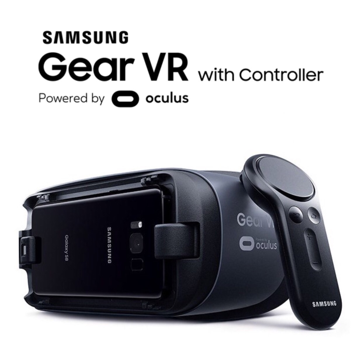 Samsung gear vr sm r324 2017 oculus glasses with remote for Distribuidores samsung