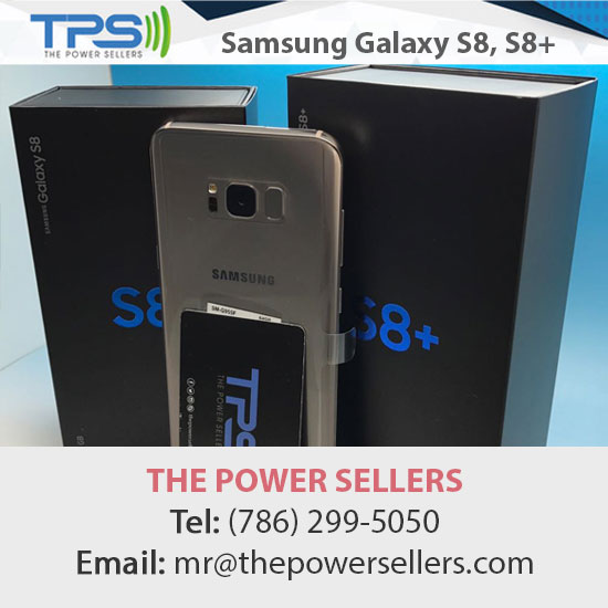 Samsung S8 950F and S8+ G955F Wholesale pricing