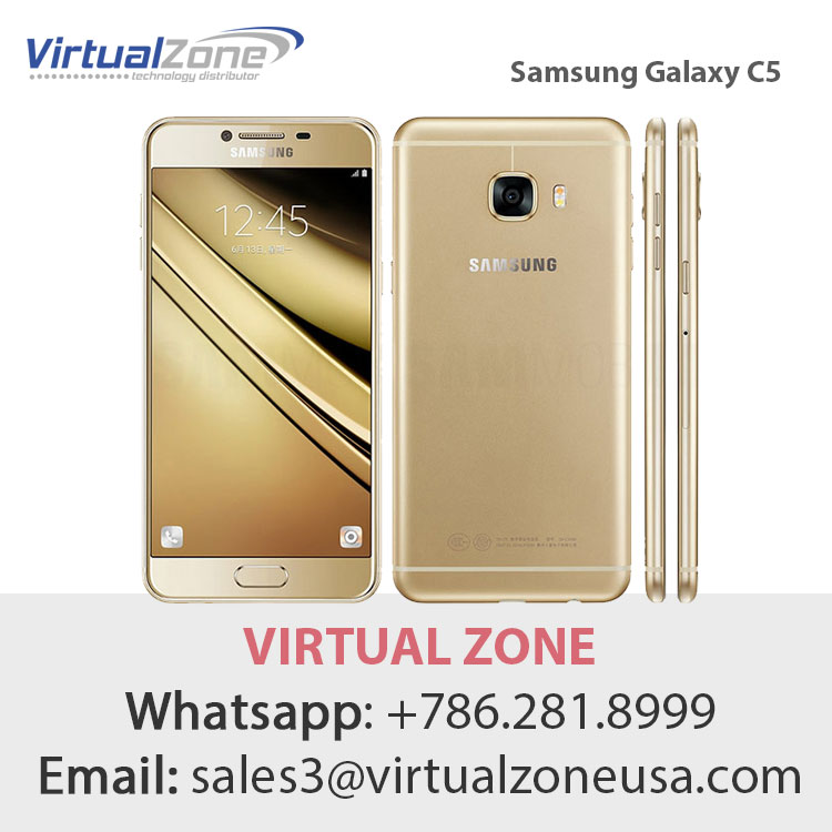 STOCK!!! Samsung Galaxy C5