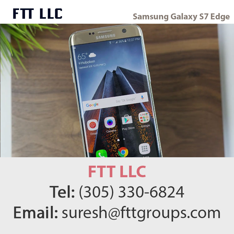 Disponible: Samsung Galaxy S7 Edge