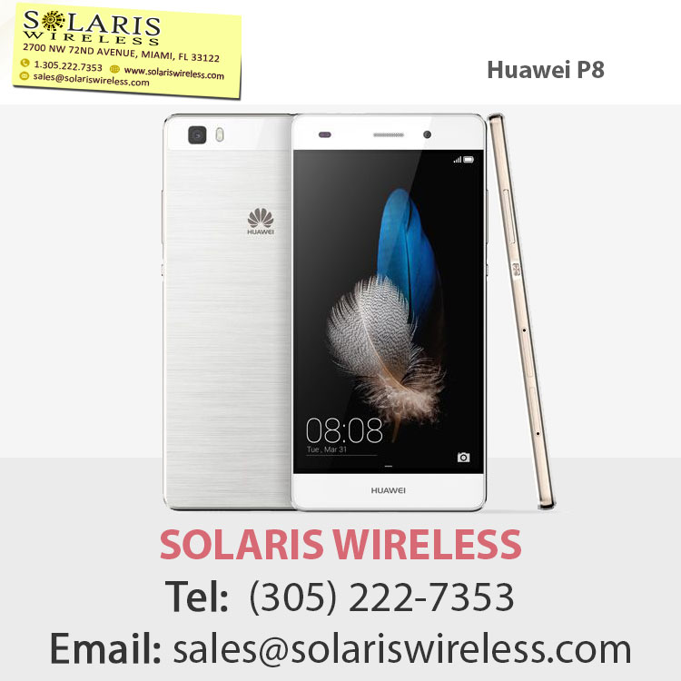 Disponible: Huawei P8