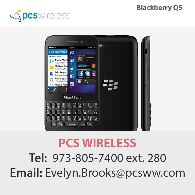 lote de blackberry q5