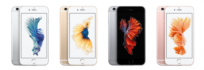 Apple iPhone 6S 16GB - CPO (With 1 Year Warranty)
