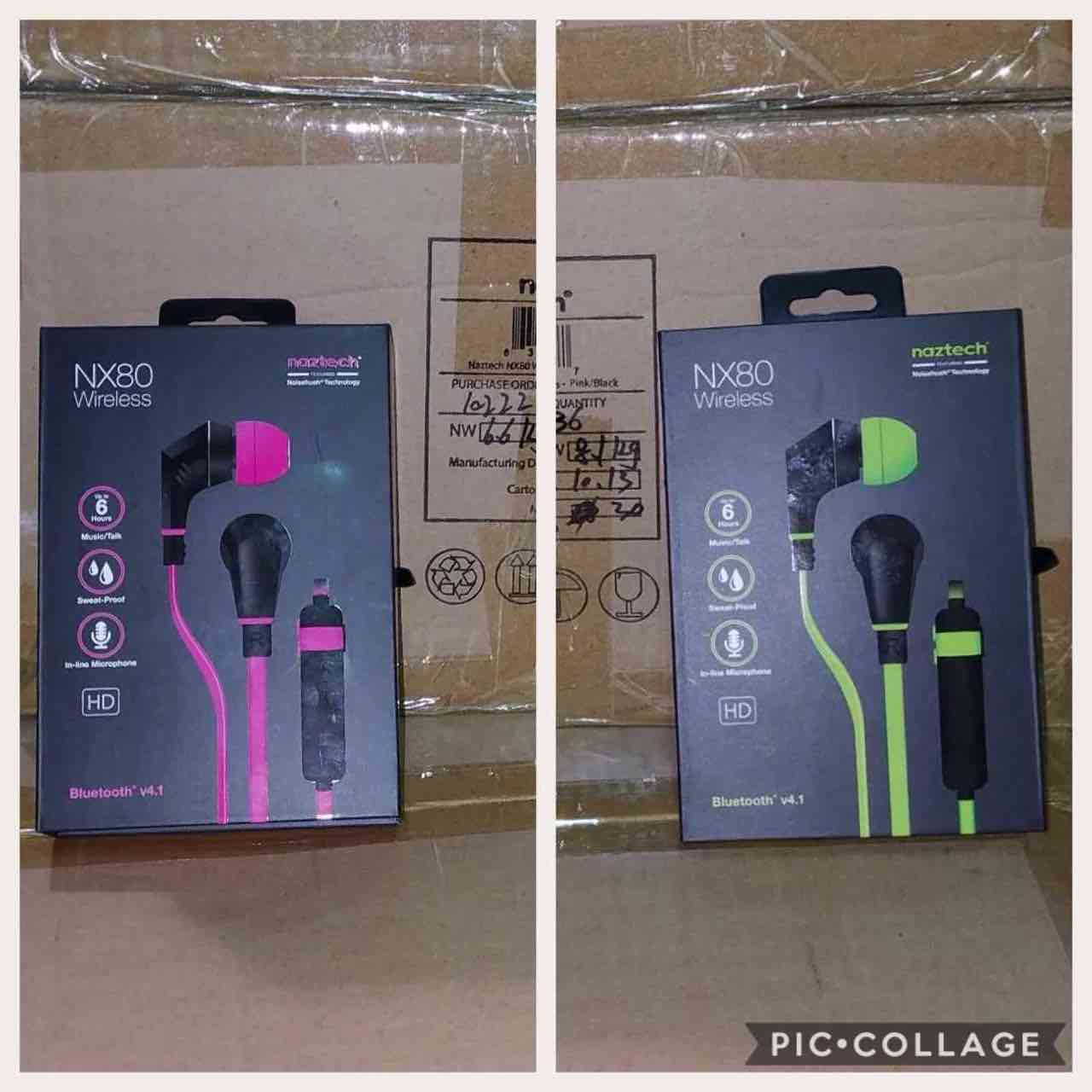 ‼?LOW PRICE | NAZTECH NX80 BLUETOOTH STEREO HEADSET?‼