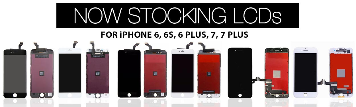 LCDs para iPhone 6, 6s, 6 Plus, 7, iPhone 7 Plus
