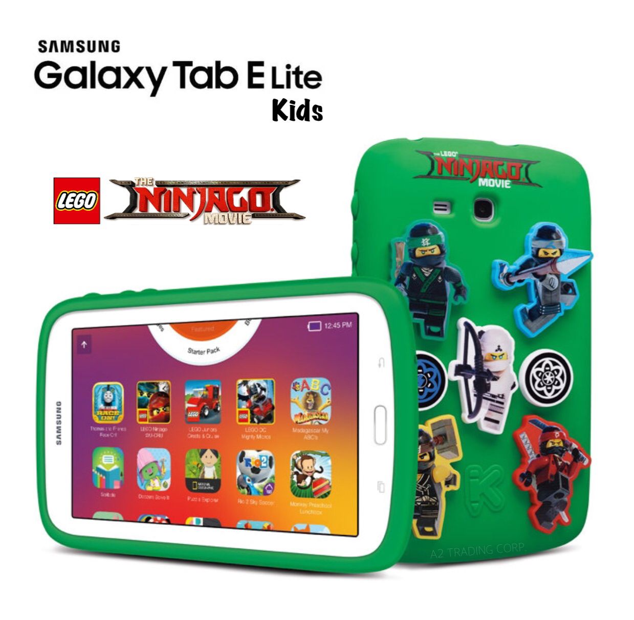 Samsung Galaxy Kids Tablet 7