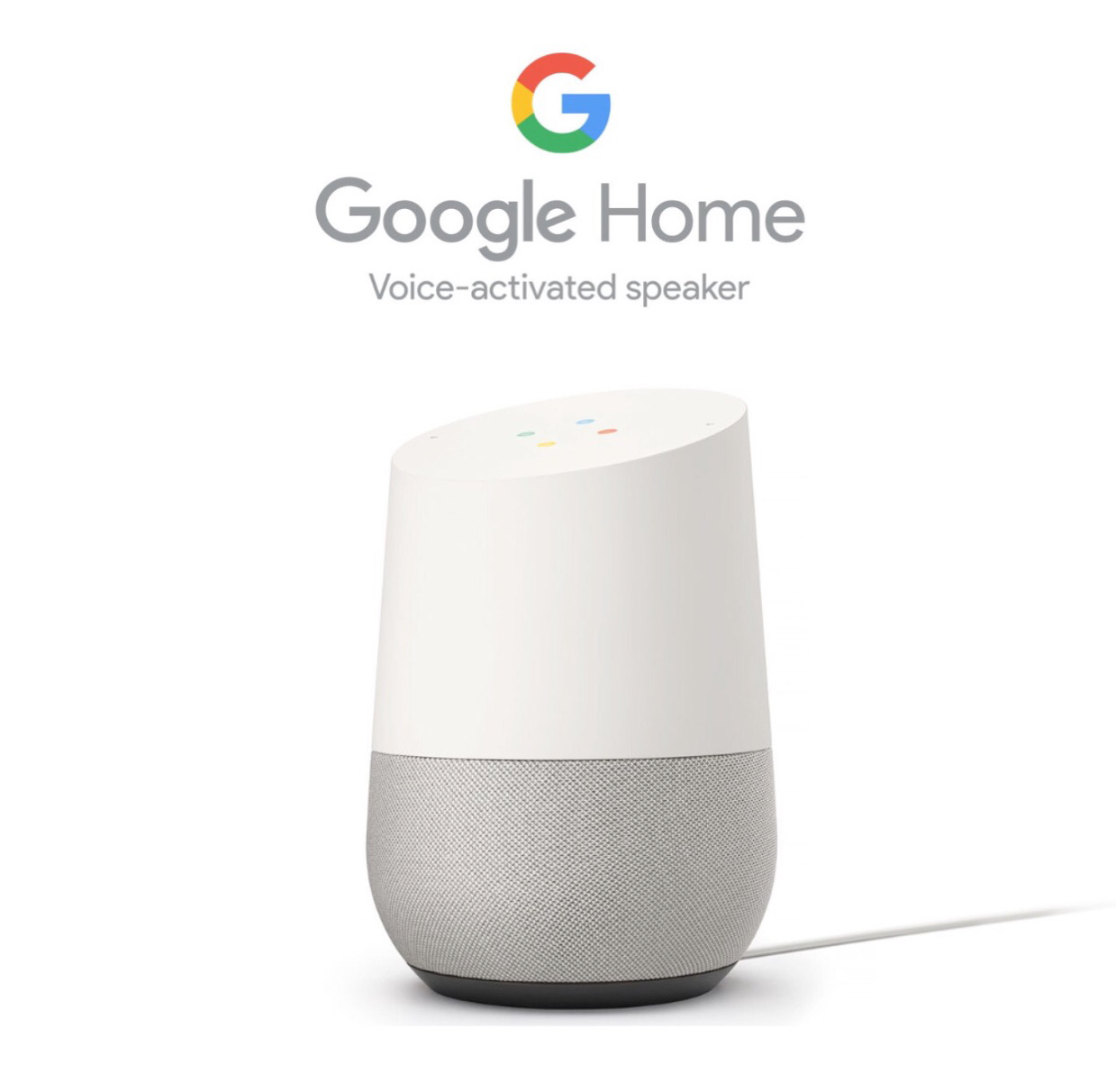 Google Home - Smart Speaker with Google Assistant