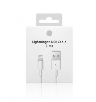 Brand New Retail Master Carton Apple Lightning to USB Cable (ME291AM/A) Local In Miami!