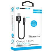HyperGear Charge & Sync Lightning Cable