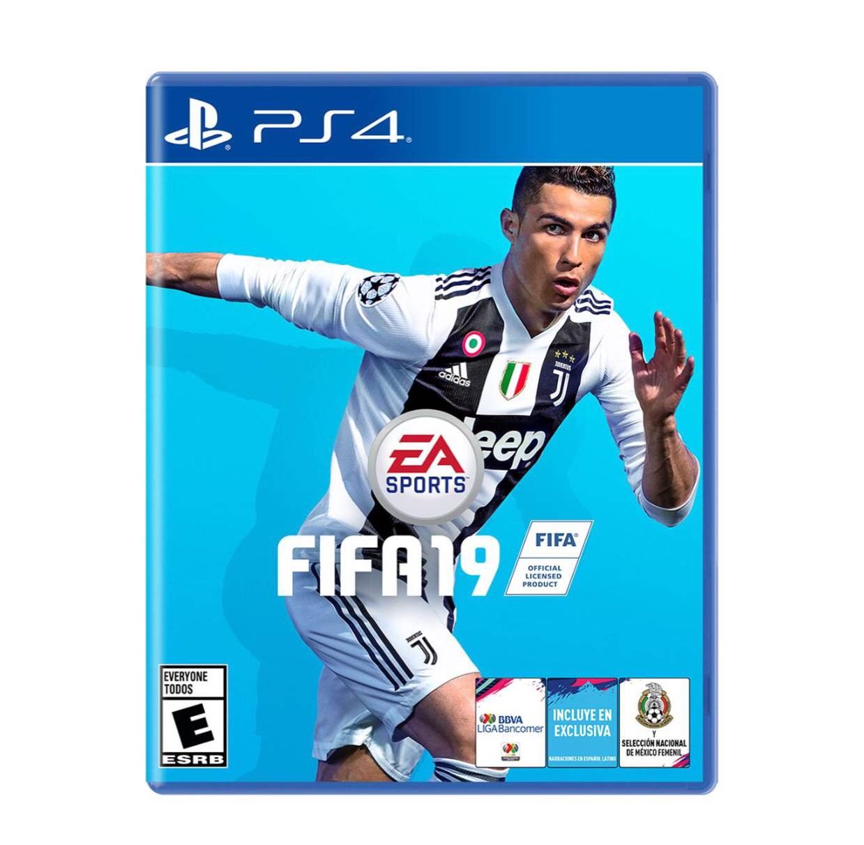 FIFA19 Video Game for PlayStation 4