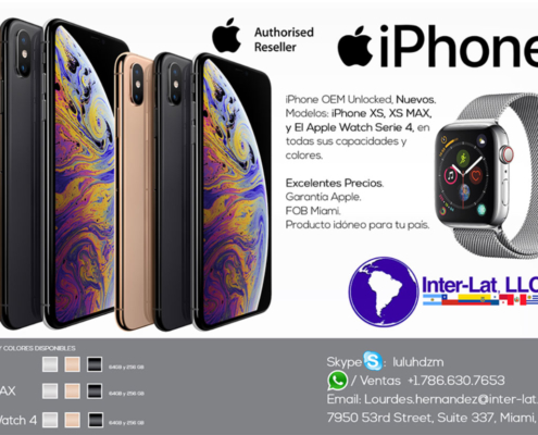 mayorista de apple watch, iphone celulares