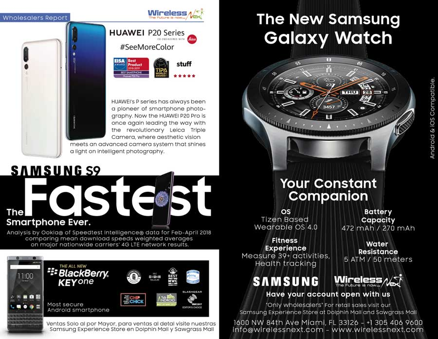 wholesaler of samsung s9, smartwatches