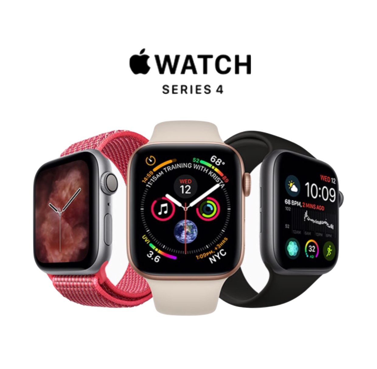 Apple Watch Series 4 40mm & 44mm