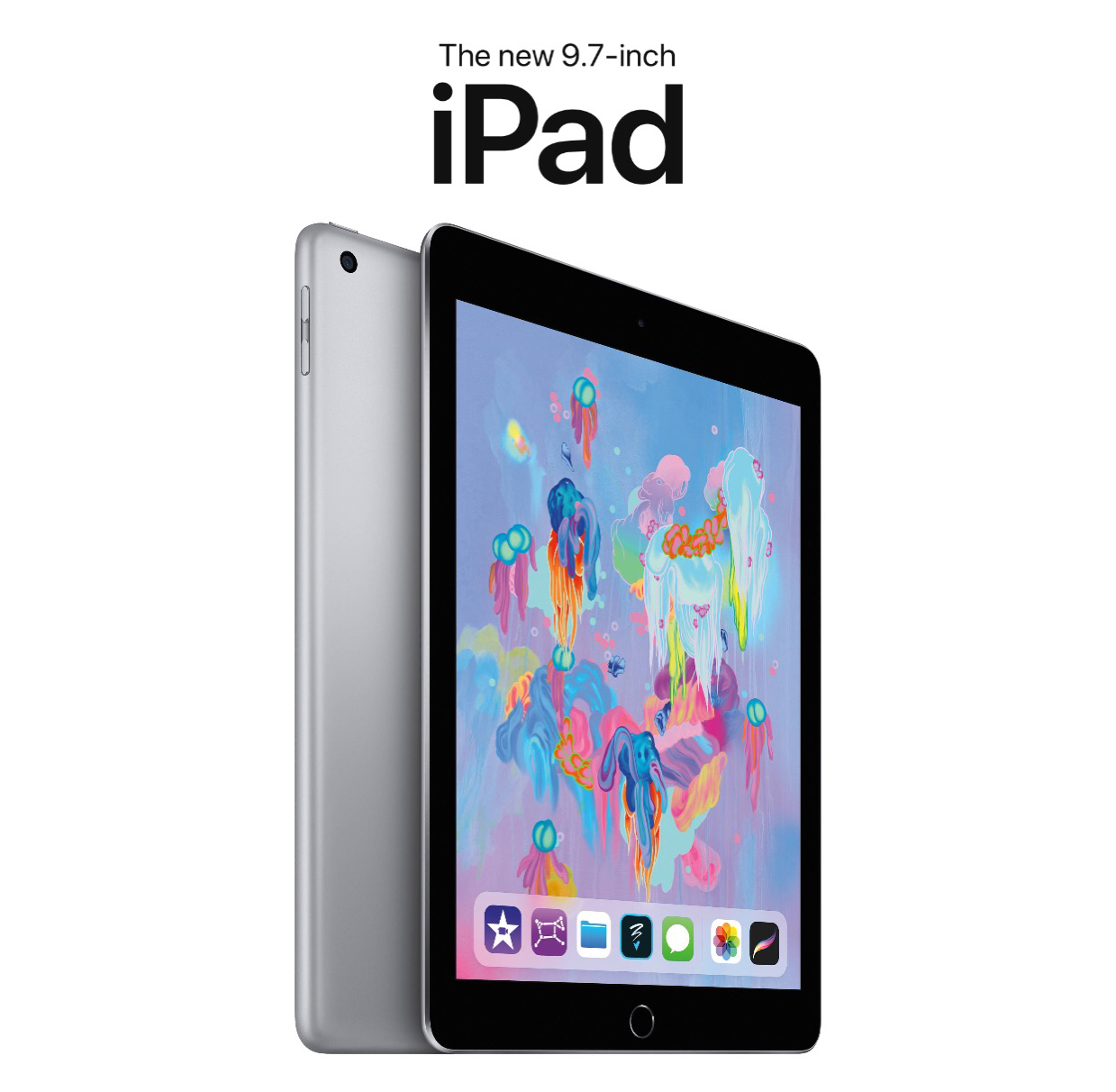 Apple iPad (6th Gen.) 32GB WiFi - Space Gray