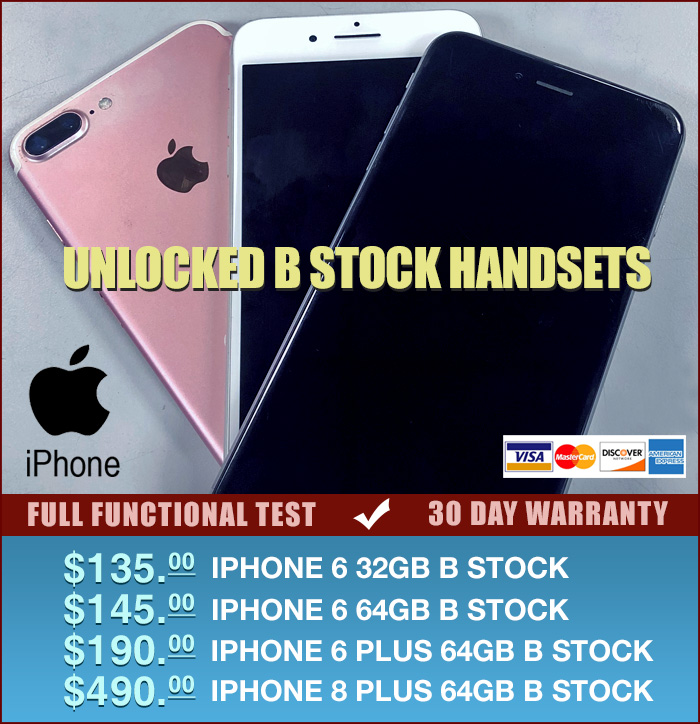 OFERTA ESPECIAL Apple iPhone B Stock