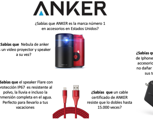 anker accessories al por mayor