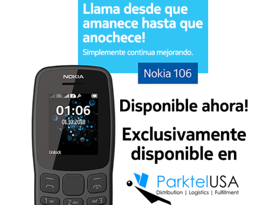 Nokia 106 al por mayor