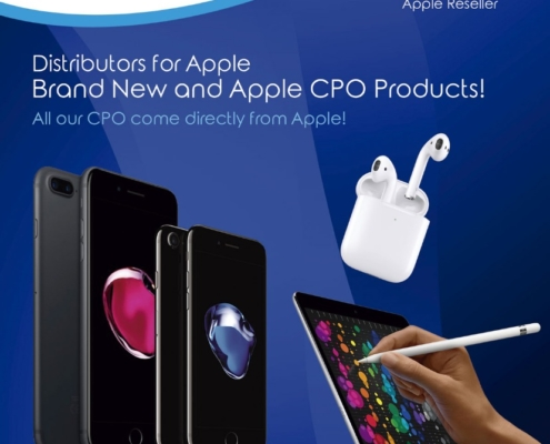 Distribuidores de productos Apple, Brand New y Apple CPO