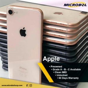 Apple Pre-owned Grade A, B, C